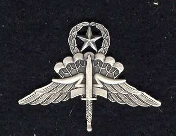 US Army Qualification Badges