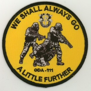 1st Special Forces Group Pocket Patches