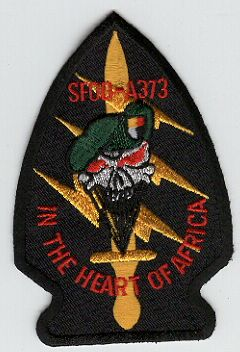 3rd special forces group pocket patches